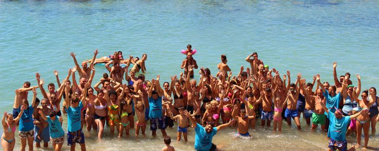 Gruppenurlaub im Cilento in Palinuro (SA)