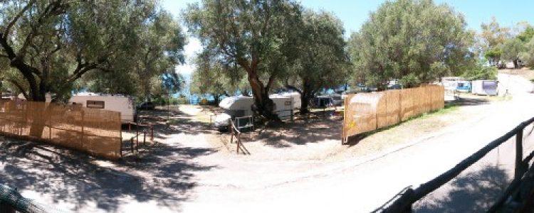 Campeggi a Palinuro nel Cilento – Piazzole vista mare